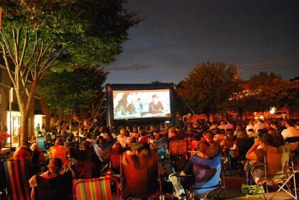 Films Al Fresco: Where to Watch Movies Under the Stars