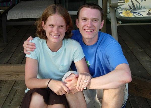 Love Stories: Bryan and Audra Clark