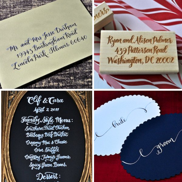 Meant To Be Calligraphy: Vendor Spotlight