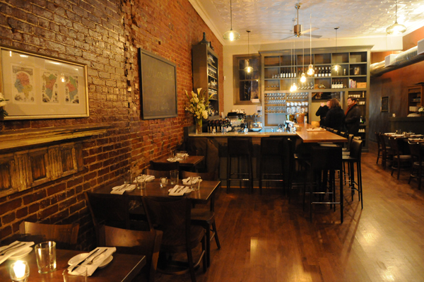 An Early Look at Cork Wine Bar (With Menus)