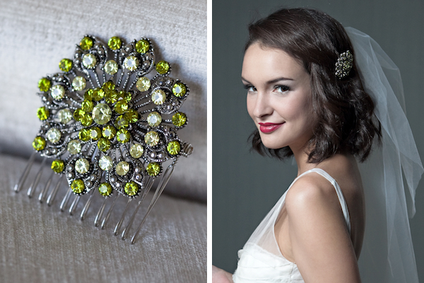 DIY: Heirloom to Headpiece with Enchanted Atelier
