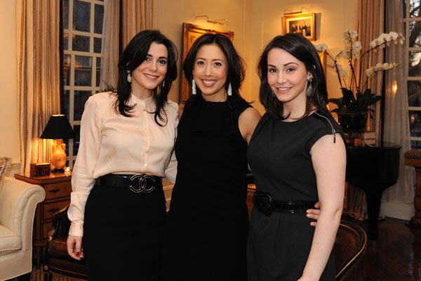 "A Washington Party for Cristina Alger's ""The Darlings"" (Pictures)"