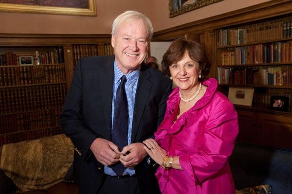 Book Party for Sally Bedell Smith's New Queen Elizabeth Biography (Photos)
