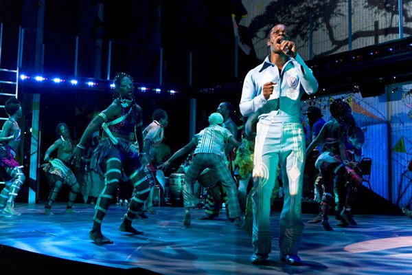 "Theater Review: ""Fela!"" at the Shakespeare Theatre Company"