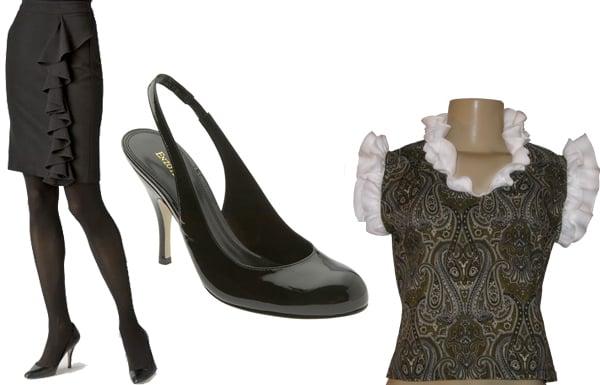 Frugal Fashionista: Office Chic