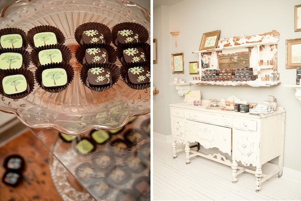 Holiday Shopping Spotlight: Fleurir Hand Grown Chocolates