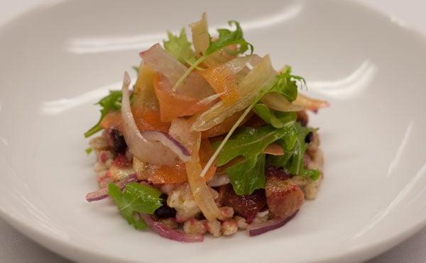 Recipe Sleuth: 1789's Farro Salad