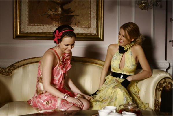Gossip Girl Recap: Nice Day for a Fourth Wedding