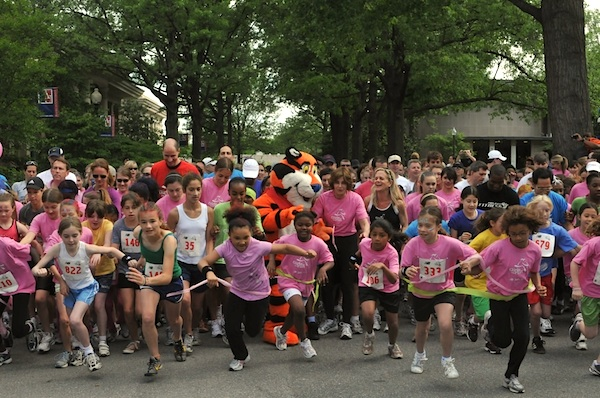 Pride Ride, Free Yoga, and Races for Kids: Fit Fun