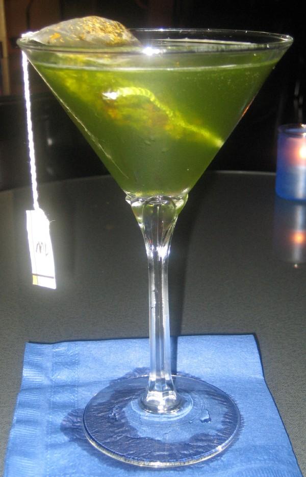 Buzzed: Green Dragon at Topaz Bar
