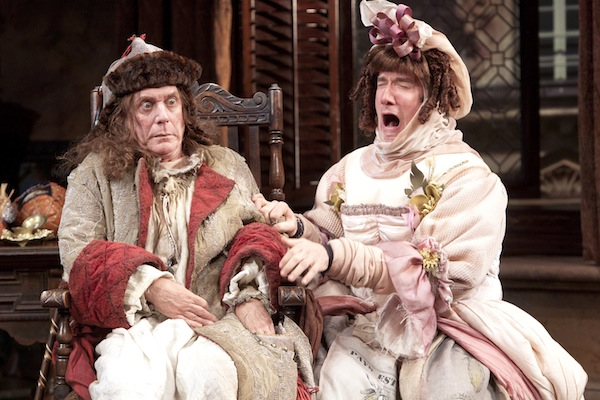 """Theater Review: """"The Heir Apparent"""" at Shakespeare Theatre Company"""