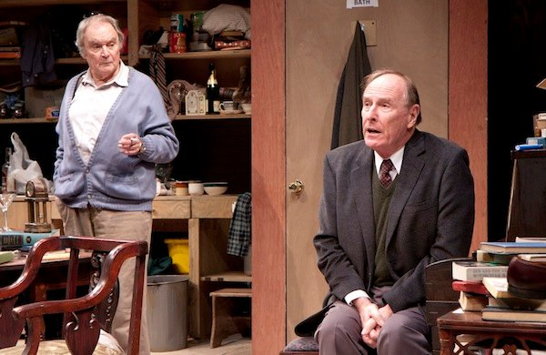 "Theater Review: ""The Habit of Art"" at Studio Theatre"