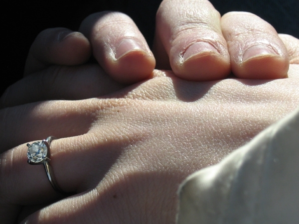 A Washingtonian Wedding: The Lord of the Engagement Ring