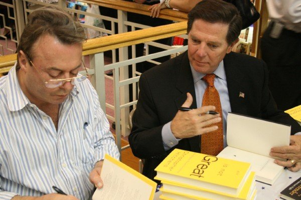 Political Book Fair Brings Together Opposing Views
