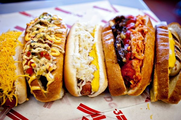 Best Gourmet Hot Dogs Nyc