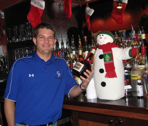 Belly Up: Tommy Mensing of Cleveland Park Bar & Grill