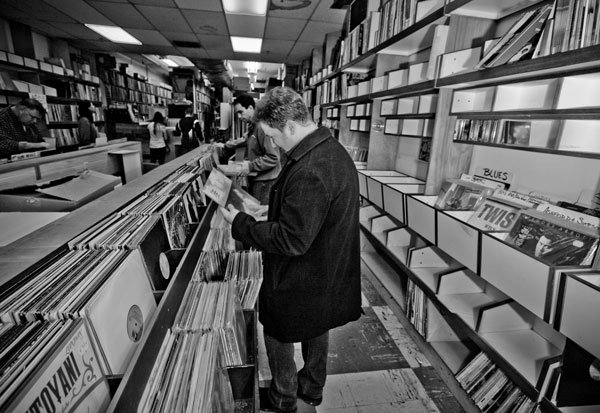 The Blogger Beat: The Vinyl District