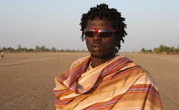 From Child Soldier to Rapper: Local Filmmaker Documents Sudanese Boy's Journey