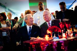 Clint Eastwood and Patrick Leahy's Bromance