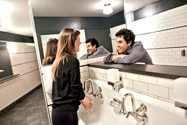 Washington Restaurants with the Coolest Restrooms