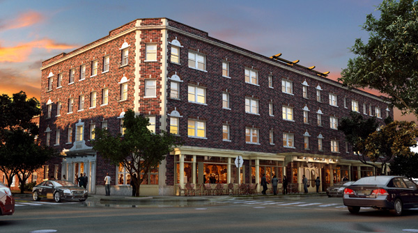 Four Great New Condo Buildings in Columbia Heights