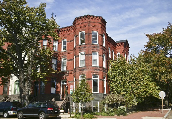 On the Market: Hundred-Year-Old Victorian on Capitol Hill