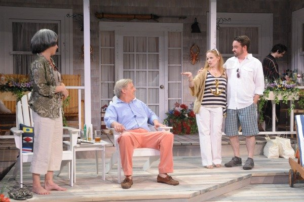 "Theater Review: ""The Moscows of Nantucket"" at Theater J"