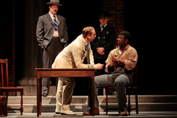"""Theater Review: """"Parade"""" at Ford's Theatre"""