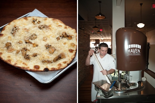 An Early Look at Haven Pizzeria Napoletana (Pictures)