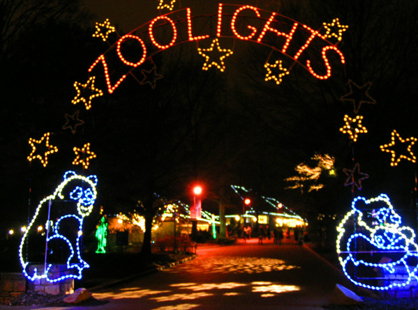 ZooLights Highlights