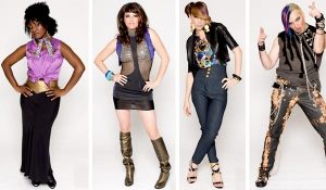 Project Runway Recap:  Hippety Hop and You Don't Stop