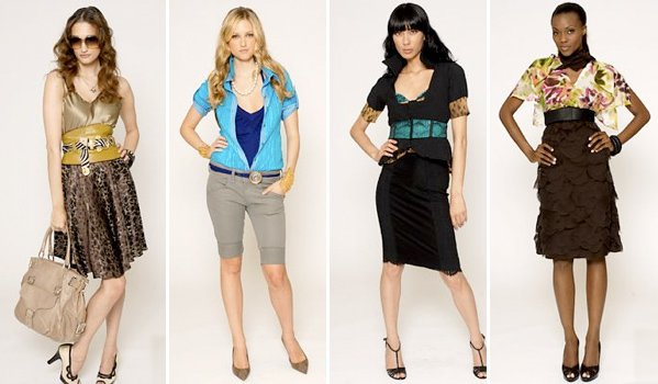 Project Runway Recap: Slutty, slutty, slutty!