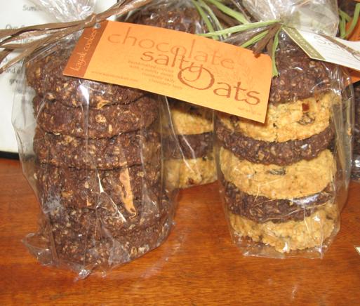 Favorite Things: Teaism's Chocolate Salty Oat Cookie