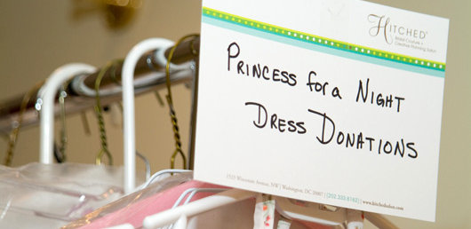 Donate Your Bridesmaid Dress