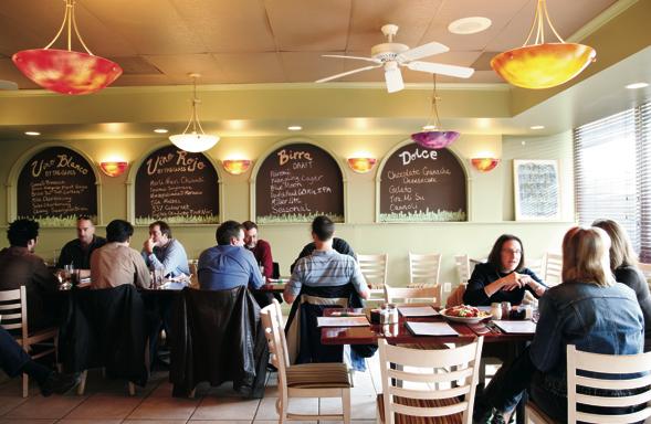 First Look: Pizzaiolo Café & Bar