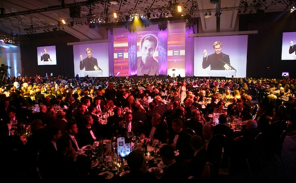 A Night Out: Human Rights Campaign National Dinner