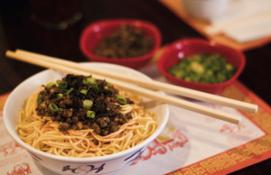 Anatomy of a Dish: Dan Dan Mian at Joe's Noodle House