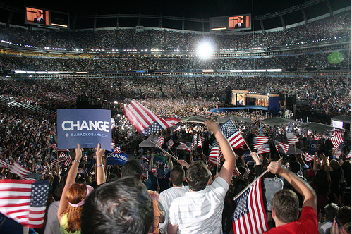 Barack the Vote: Obama's Audacious Acceptance Speech