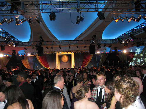 A Night Out: Inaugural Youth Ball