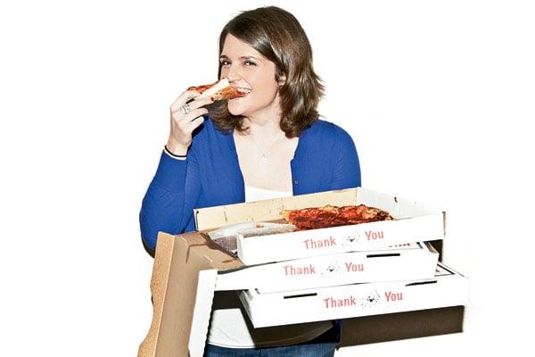 He Brought Me Breakup Pizza