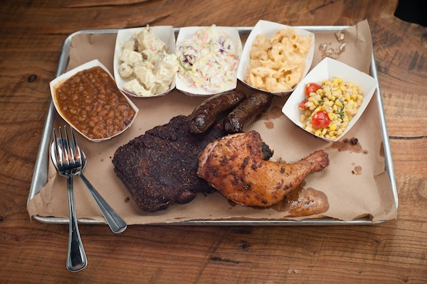 An Early Look at Pork Barrel BBQ