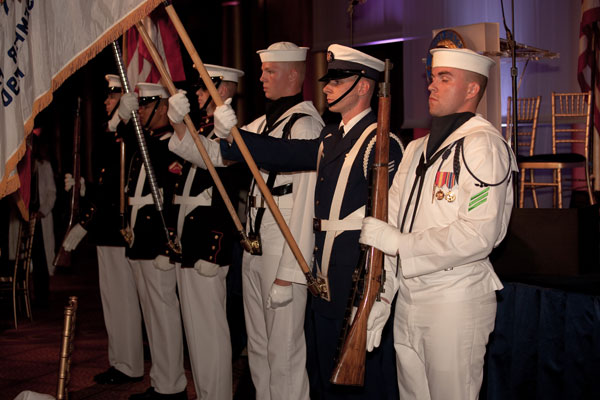 A Night Out: The Navy Memorial Lone Sailor Awards