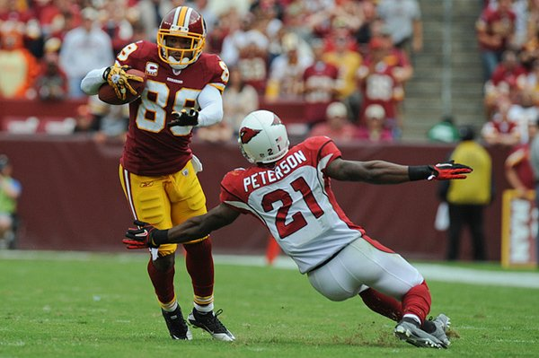 Pass-Happy Redskins in First Place of NFC East