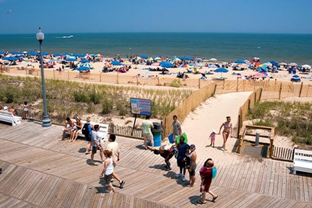 Beach Getaway: Rehoboth Beach