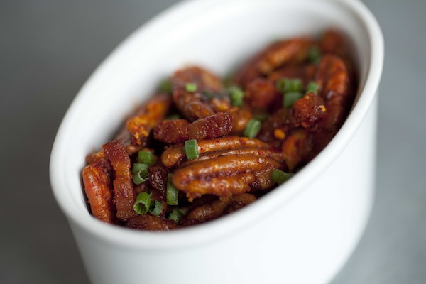 Holiday Recipe: Bacon-Roasted Pecans from Ripple's Logan Cox