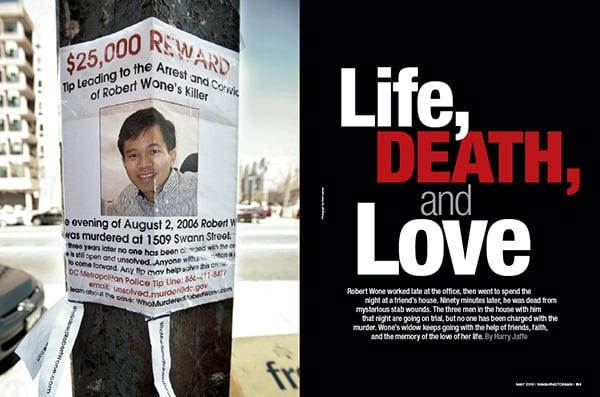 Robert Wone: Life, Death, and Love