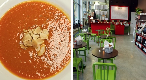 Soupergirl Takes Off in Takoma Park (Pictures)