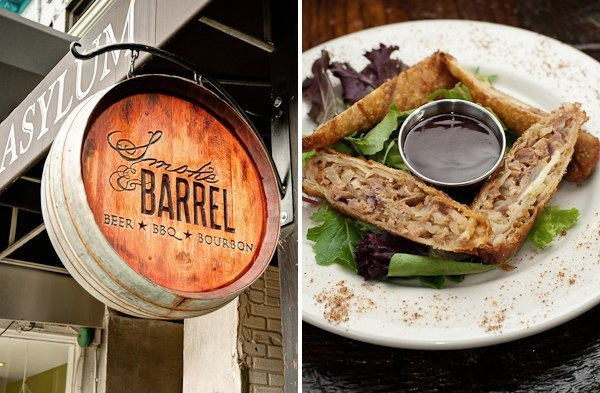 An Early Look at Smoke & Barrel (Pictures)