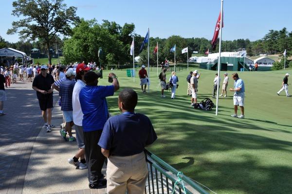US Open 2011: The Best Spots to Watch