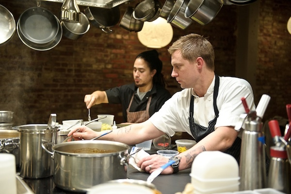 Rogue Sessions Begin at Rogue 24 with Volt's Bryan Voltaggio (Pictures)